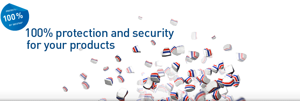 SECUTAG® has multiple uses: document security, preventing unauthorised product liability claims, identifying dubious parallel imports and re-imports and controlling product piracy